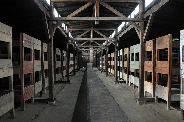 Auschwitz-Birkenau, Nazi Germany's largest concentration camp, is now a museum. Photo taken September 24, 2009 (FaceMePLS/Creative Commons/Flickr)