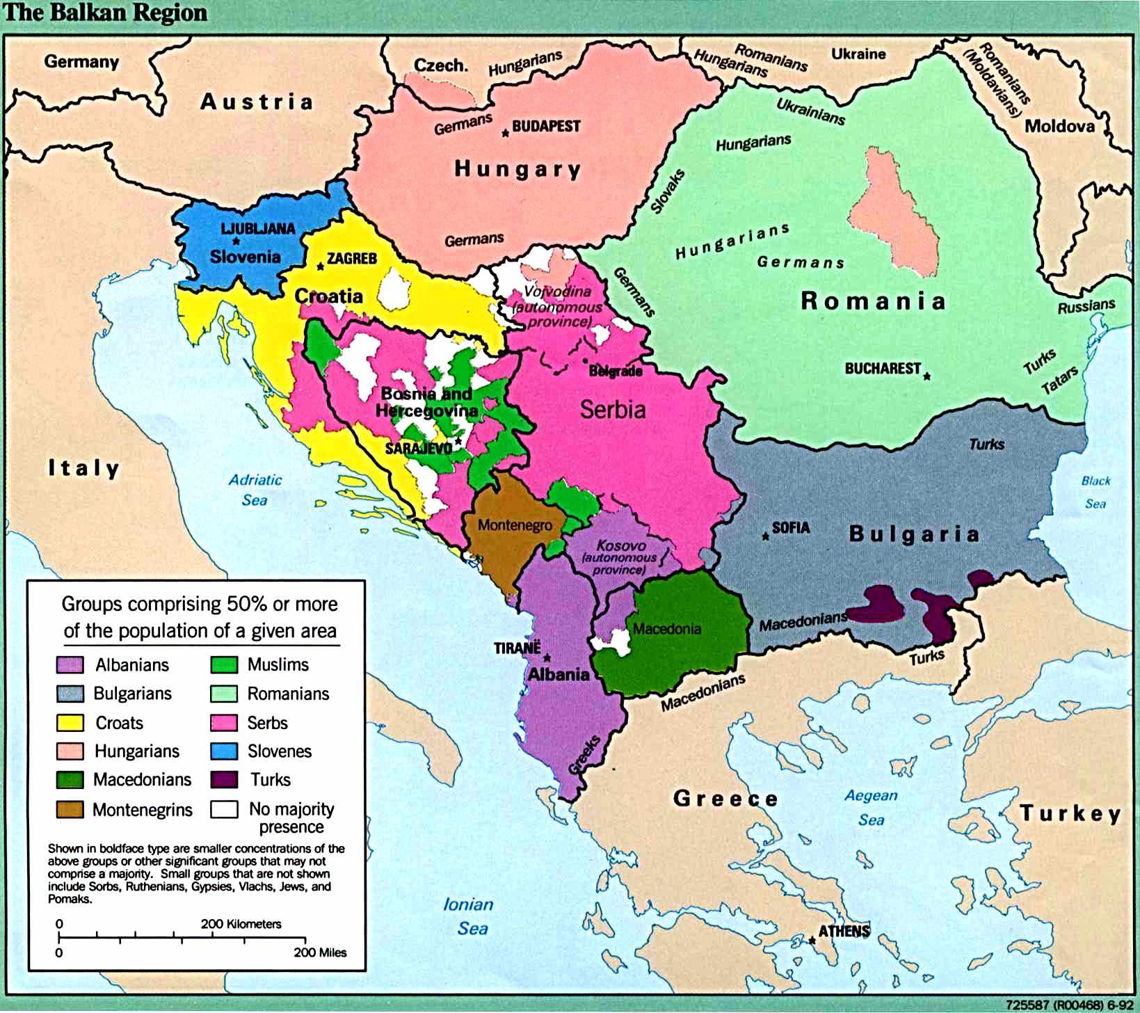 Serbia Milosevic Vucic 1