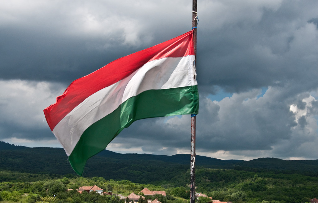 Flag of Hungary Source: Roland Toth, Creative Commons