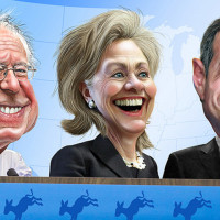 Dem Debate WP Cover Photo