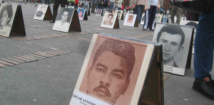 Victims of Violence in Colombia