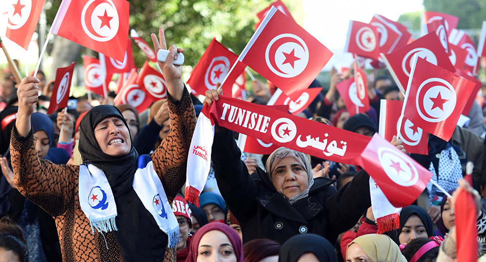 Women saw the Tunisian Revolution as a chance for expansion of legal and cultural rights.
