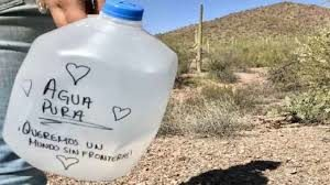 Water Jug from No More Deaths